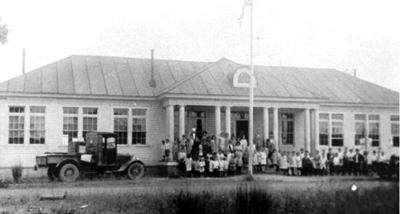 The Belcoville School 1924